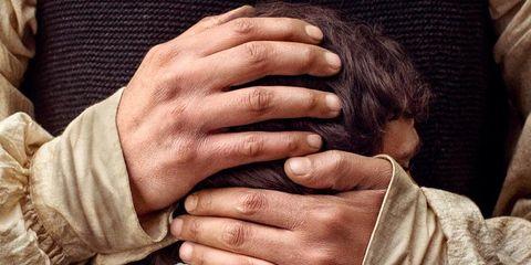 Hand, Finger, Nail, Human, Gesture, Pray, Love, Worried,