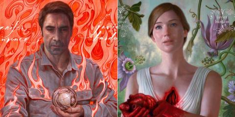 Art, Peach, Flesh, Plant, Collage,