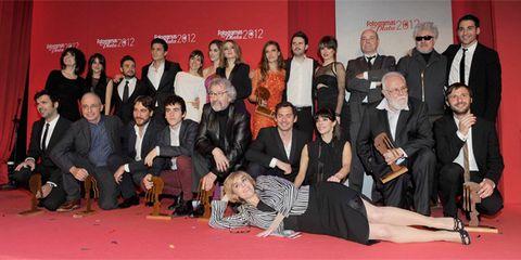 People, Social group, Formal wear, Suit trousers, Suit, Team, Carpet, Management, Little black dress, Company,