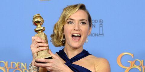 Finger, Shoulder, Hand, Joint, Elbow, Award, Wrist, Trophy, Electric blue, Blond,