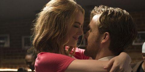 Interaction, Romance, Love, Tooth, Conversation, Gesture, Blond, Hug, Scene, Tongue,