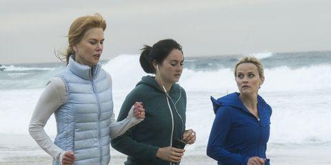 Beach, Recreation, Running, Jogging, Fun, Vacation, Coast, Ocean, Sea, Coastal and oceanic landforms,