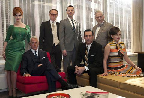 Trousers, Coat, Suit trousers, Shirt, Suit, Outerwear, Dress, Formal wear, Dress shirt, Interior design,