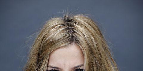 Hair, Lip, Cheek, Hairstyle, Skin, Chin, Forehead, Shoulder, Eyebrow, Eyelash,