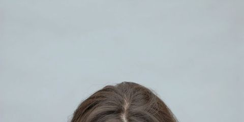 Finger, Lip, Hairstyle, Shoulder, Eyebrow, Hand, Wrist, Elbow, Eyelash, Sitting,