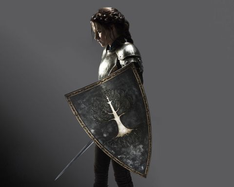 Bronze sculpture, Metal, Shield, Armour, Bronze, Sculpture, Bronze, Brass, Sword, Breastplate,
