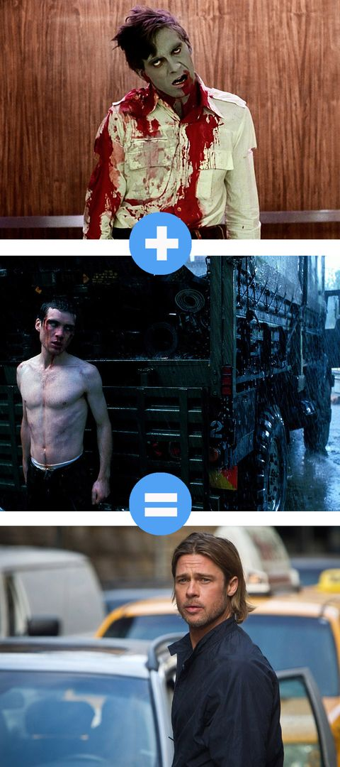 Chest, Barechested, Muscle, Trunk, Collage, Vehicle door, Abdomen, Fictional character, Bodybuilder, Flesh,