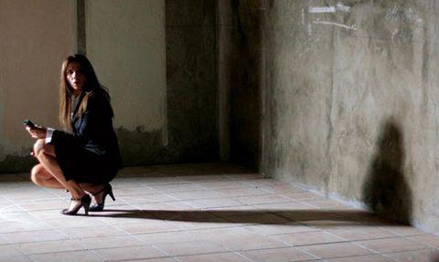 Floor, Photograph, Flooring, Sitting, Wall, Beauty, Street fashion, Photography, Knee, Snapshot,