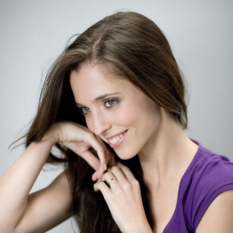 Hair, Finger, Lip, Hairstyle, Skin, Forehead, Shoulder, Eyebrow, Eyelash, Joint,