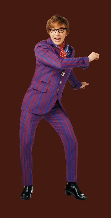 Footwear, Standing, Animation, Collar, Formal wear, Electric blue, Blazer, Fictional character, Animated cartoon, Painting,