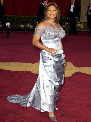 Vestidos de noche queen latifah
