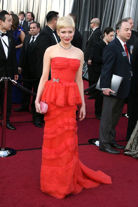 Red carpet, Carpet, Dress, Gown, Clothing, Flooring, Red, Premiere, Haute couture, Fashion,