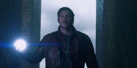 escena destar lord en 'guardianes de la galaxia'