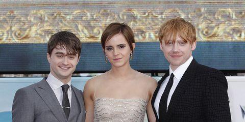 Premiere Mundial En Londres De Harry Potter Y Las Reliquias De La Muerte Parte 2