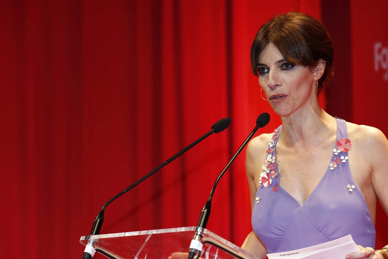 Anabel Verdu los mejores momentos de la gala de los fotogramas de plata