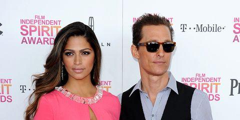 Eyewear, Sunglasses, Outerwear, Red, Pink, Style, Jewellery, Fashion accessory, Premiere, Dress,