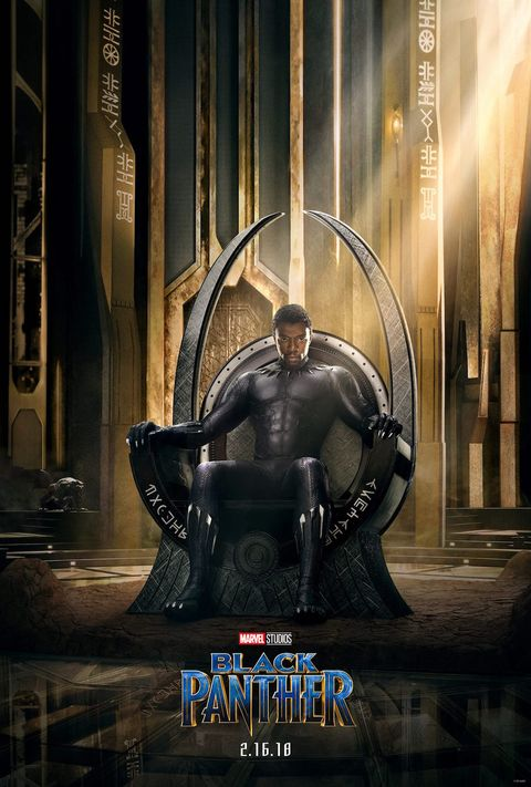 Espectacular primer trailer de 'Black Panther'