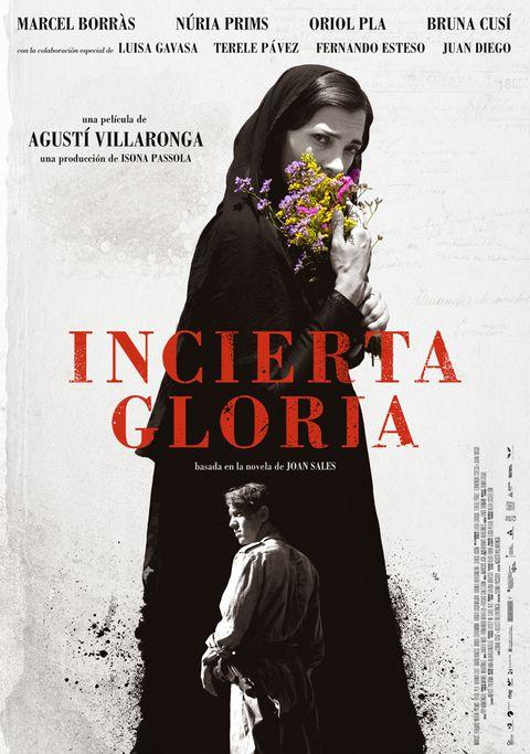 'Incierta gloria': Cartel en exclusiva