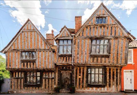 ¡Atención muggles! Sale a la venta la casa en la que nació Harry Potter