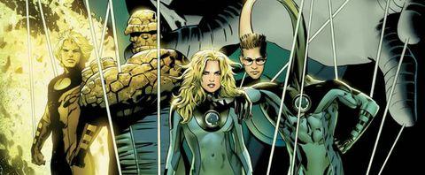 'Cuatro fantásticos': Así sería la trilogía de Max Landis sobre la Primera Familia de Marvel