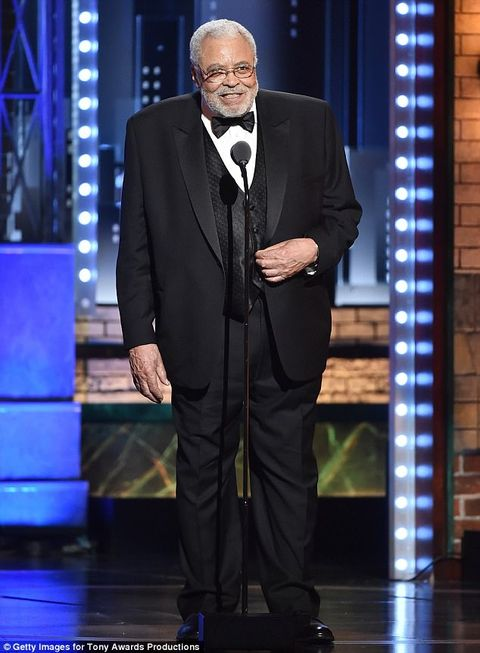 """Yo soy tu padre"": Mark Hamill y James Earl Jones se reúnen en los Tony Awards"