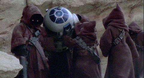 'Star Wars: El despertar de la Fuerza': ¿Aparecía MazKanata en la trilogía original?