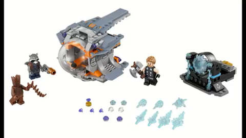 Vengadores: Infinity War\': ¿Han revelado los nuevos LEGO cinco ...