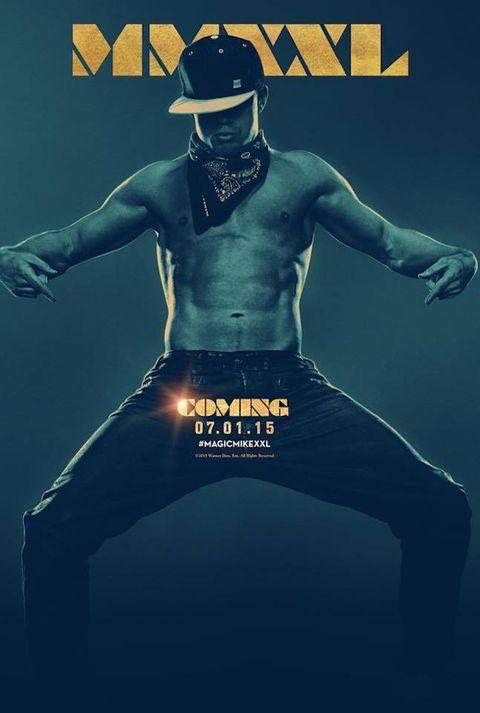 Tráiler de 'Magic Mike XXL' con Channing Tatum
