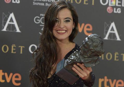 Las mejores frases de los ganadores de los Premios Goya 2017
