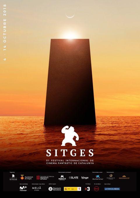 Festival Sitges 2018 Sitges-cartel
