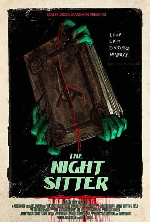 'The Night Sitter', ¿la sorpresa de terror del año?