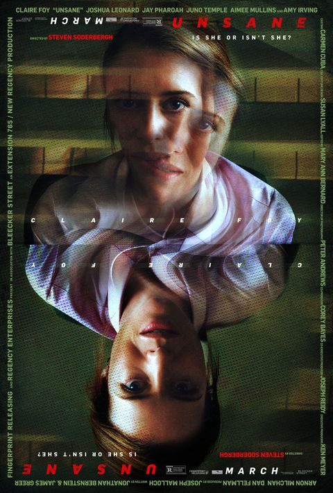 'Unsane', trailer de la peli de Soderbergh rodada con un iPhone