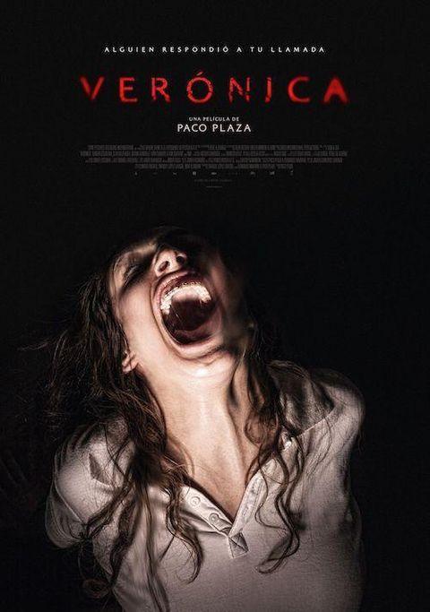 Cartel oficial de 'Verónica'