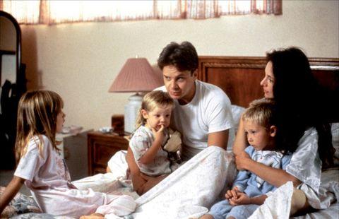 Hair, Arm, Human, People, Room, Comfort, Child, Interior design, Sharing, Toddler,