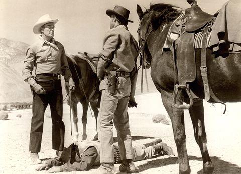 Human, Working animal, Vertebrate, Horse supplies, Bridle, Hat, Standing, Halter, Rein, Horse,
