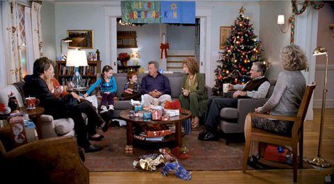 Human, Lighting, Event, Room, Interior design, Living room, Human body, Home, Furniture, Christmas decoration,