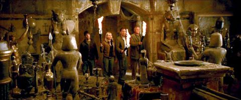 Property, Sculpture, Plumbing fixture, Light fixture, Mythology, Sink, Statue, Bronze, Plumbing,