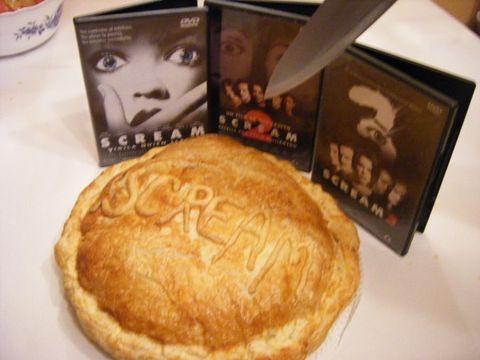 Cuisine, Food, Dish, Pie, Baked goods, Cooking, Steak pie, Recipe, Ingredient, Snack,