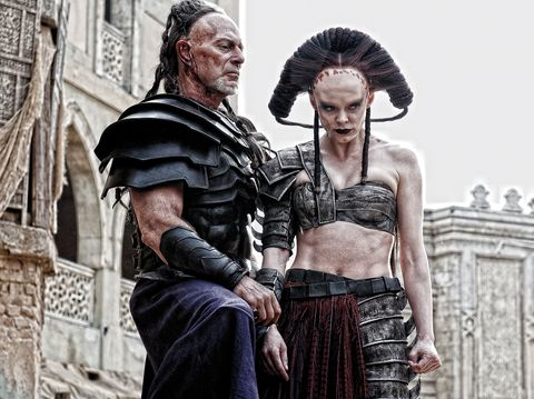 Fictional character, Armour, Costume, Acting, Viking, Action-adventure game, Movie, Belt, Action film, Middle ages,