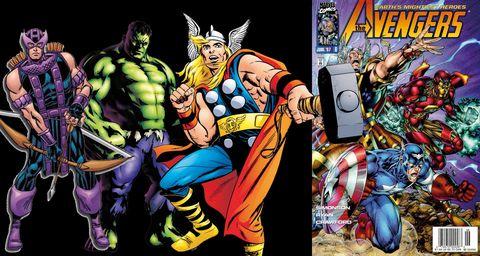 Fictional character, Superhero, Cartoon, Hero, Hulk, Animation, Comics, Fiction, Comic book, Avengers,