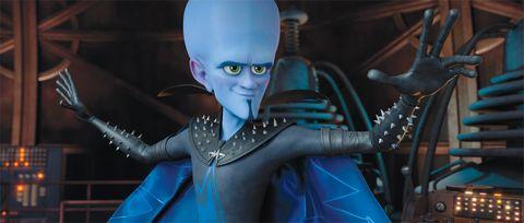 Animation, Electric blue, Fictional character, Cobalt blue, Fiction, Animated cartoon, Bone, Cg artwork, Figurine,