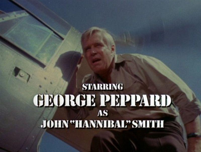 """George Peppard: """"Me encanta que los planes salgan bien"""""""