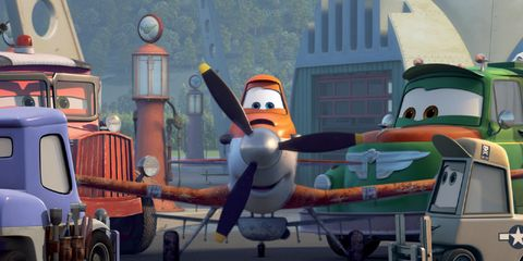 Mode of transport, Fictional character, Animation, Animated cartoon, Cartoon, Rolling, Fiction, Commercial vehicle, Synthetic rubber,