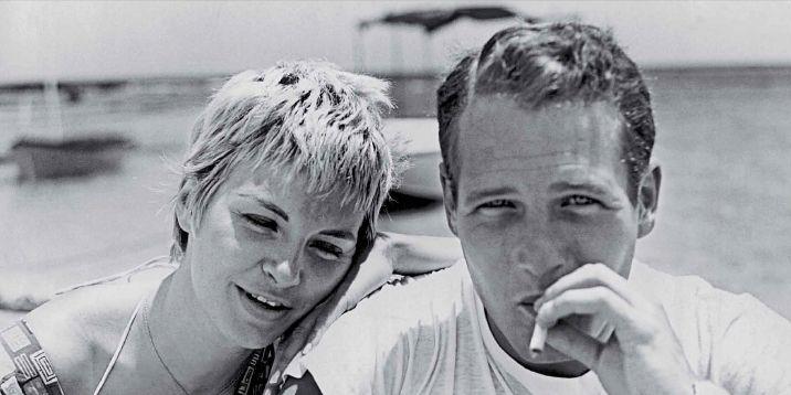 Matrimonio Perfecto : Joanne woodward y paul newman el glamour del matrimonio