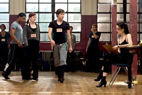Footwear, Leg, Social group, Interaction, Fixture, Conversation, Waist, Choreography, Drama, Stool,