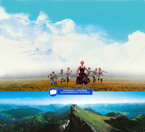 People in nature, Grassland, Slope, Adventure, Fell, Meteorological phenomenon, Working animal, Prairie, Pack animal, Steppe,