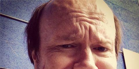 Lip, Cheek, Facial hair, Chin, Forehead, Eyebrow, Happy, Moustache, Facial expression, Selfie,