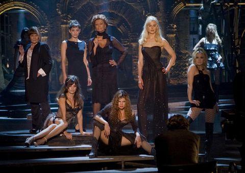 Human body, Dress, Fashion, Fashion model, Youth, Model, Stage, heater, Fashion design, Drama,