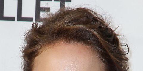 Hair, Face, Head, Nose, Ear, Mouth, Lip, Cheek, Hairstyle, Skin,