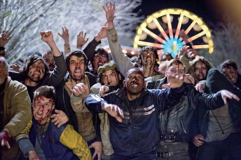 People, Social group, Community, Celebrating, Crowd, Team, Cheering, Leather jacket, Leather, Crew,